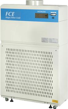 排気HEPAフィルターユニット